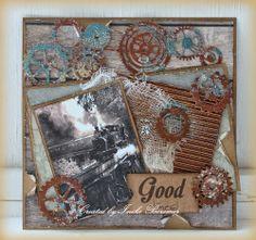 6002/0367 Noor! Design Gears Circle door Ineke Bezemer