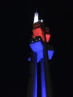 #Zizkov #TV #Tower in #Prague