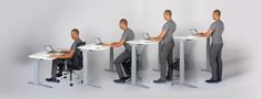 20 Of The Most Unique Desk and Table Designs Ever - 5 Stir Kinetic desk