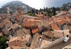 Taken from the remains of a medieval castle in Roquebrune cap Martin, near Monte Carlo, on the French Riviera