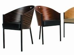 Petit fauteuil COSTES by Driade design Philippe Starck