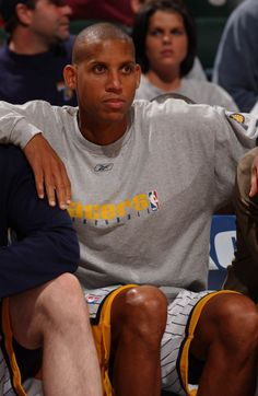View photos for Reggie Miller Season Nba Players, Basketball Players, Reggie Miller, Indiana Pacers, Sports Activities, Beautiful People, The Past, Pride, Passion