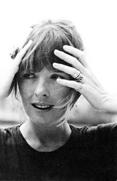 "Diane Keaton:""""When I was younger I had these enormous vanities about what I expected from myself. I'm glad to have a comfortable and fascinating life, but now I see it for what it is, so I can be braver and more spontaneous and say to myself, ""Oh, screw it, just go out there and do it."""
