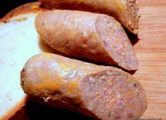 Reteta de crenvursti de casa (polonezi) Bosnian Recipes, Cut Recipe, Pastry Cake, Smoking Meat, Charcuterie, Sweet Potato, Sausage, The Cure, Pork