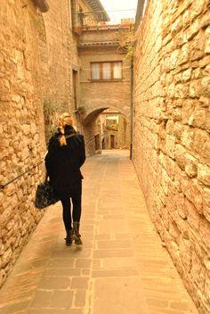 Walking, walking and walking...