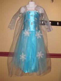 Queen Elsa ispired by Disney's Frozen