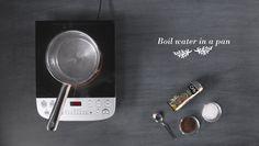Basil Tea with by Chef Ranveer Brar Basil Tea, Herbs, How To Make, Herb