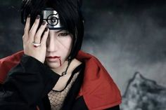 Awesome Itachi cosplay