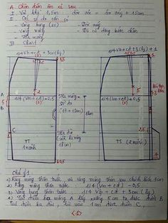 24 Ideas skirt pattern pencil for 2019 Sewing Lessons, Sewing Hacks, Sewing Tutorials, Skirt Patterns Sewing, Clothing Patterns, Pattern Cutting, Pattern Making, Pattern Drafting, Fashion Sewing