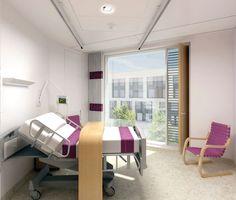 Southmead Hospital, Bristol, UK (c) BDP