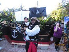 Pirate Ship - Cardboard?