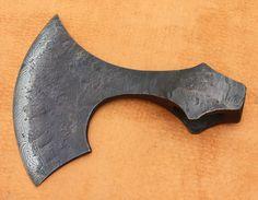 viking axe head by Owen Bush