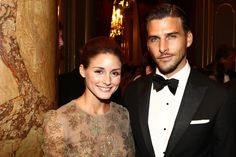 Olivia Palermo and Johannes Huebl Photos Photos - Olivia Palermo and Johannes Huebl attend MONTBLANC Launches Collection Princesse Grace De Monaco at the Princess Grace Awards Gala at Cipriani 42nd Street on November 1, 2011 in New York City. - MONTBLANC Launches Collection Princesse Grace De Monaco At The Princess Grace Awards Gala