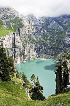 Blue Lake, Colorado. I would love to go see this place one day.