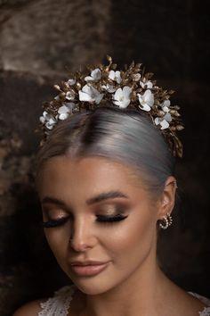 Black Fascinator, Gold Headpiece, English Summer, Metal Headbands, Wedding Hair Pins, Looking Gorgeous, Beautiful, Winter Wonderland Wedding, White Headband