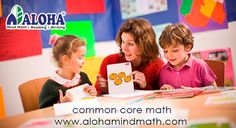 ALOHA affordable Math program makes your kid brilliant. The Common core math and kindergarten readiness are specially designed to improve your child's skill.