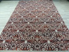 Rustic Orange Turkish Anatolian Traditional Rug Size: 200 x 290cm