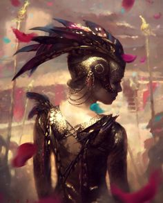 ArtStation - The Queen's Return, Wojtek Fus