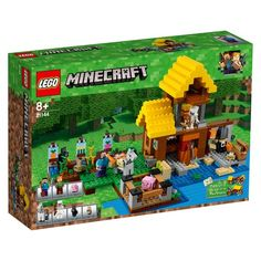Superb LEGO Minecraft The Farm Cottage 21144 Now At Smyths Toys UK! Buy Online Or Collect At Your Local Smyths Store! We Stock A Great Range Of LEGO Minecraft At Great Prices.