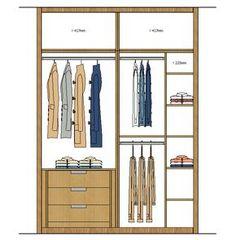 Alzado armario 5