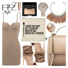 """PPZ"" by pastelneon ❤ liked on Polyvore featuring Fiona Paxton, Givenchy, Sephora Collection, Burberry, Chopard, NARS Cosmetics, Olivia Burton and Charlotte Tilbury"