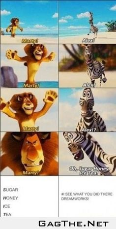 Well played Dreamworks