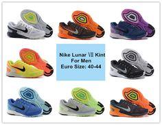 Nike Lunar Ⅶ Kint Hombres