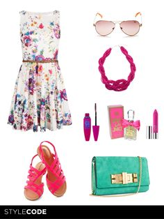 """Today we offer a colorful look, find it in the """"Trends"""" of our magazine MAGSC; http://www.stylecode.es/espaciosc/espaciosc.php?id=1"""