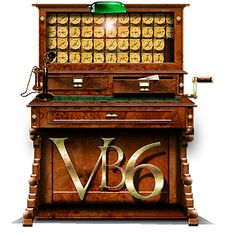 This is a steampunk desktop icon that can replace your current VB6/Visual Basic 6.0 icon. I use more than one variant of basic and therefore I need a few similar icons. Recreated from an image of a...
