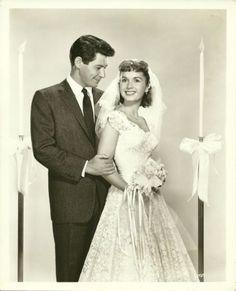 Debbie Reynolds and Eddie Fisher, 1956