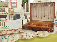 Down and Out Chic: Craft Fair Part 2: The Display