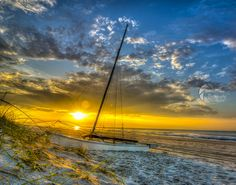 Sunrise Sail - Flickr - Photo Sharing!