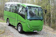 4x4 All Road - UNVI. Fabricantes de autobuses