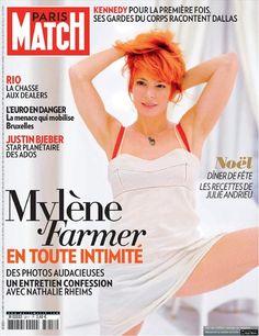 Paris Match - 2 décembre 2010