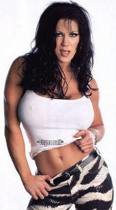 Former WWE Diva and wrestler Chyna