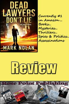 Review of Dear Lawyers Don't Lie by Mark Nolan