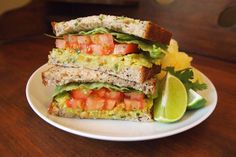 Here are 18 vegan sammies that are perfect for lunch (or dinner, breakfast, or a snack). Enjoy!