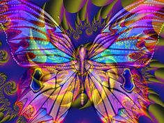 Butterfly Fantasy by Brian Exton