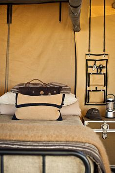 Singita Explore Mobile Tented Camp - Grumeti Reserves, Tanzania