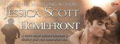 Release Blitz: Homefront by @JessicaScott09 Read Excerpt.  http://twinsistersrockinreviews.blogspot.com/2015/04/release-blitz-homefront-by-jessica-scott.html