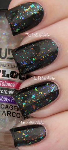 Opal Nails: Ludurana  Arco-Iris