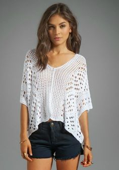 Directions to make this tunic - use google translate