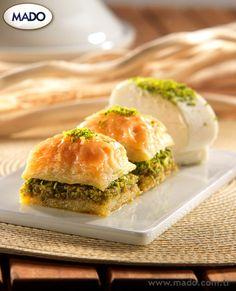 Baklava-pistachio :)