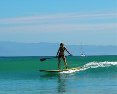 Stand Up Paddle Boarding: Restore Balance and Deepen Your Yoga Practice from @MindBodyGreen