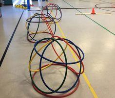 Muizenval - Een leuk samenwerkspel voor jongere leerlingen.
