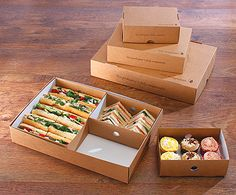 rustic sandwich packaging - Google Search