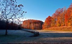 Title: Burns Branch Photographer: Peggy Anderson Date Photo Taken: November 2013 Natchez Trace, November 8, Photo Contest, Tennessee, Burns, Country Roads, Fall, Autumn, Pageant Photography