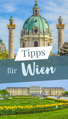 8 tips for a weekend in Vienna! - Vienna is a great city! I will show you in 8 tips what you can experience in Vienna on a weekend. Packing List For Travel, Travel Guide, Taj Mahal, Reisen In Europa, Travel Companies, Nightlife Travel, Culture Travel, Trip Planning, Places To See