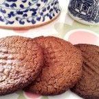 עוגיות נוטלה- קלות וטעימות רק ב- 3 מרכיבים!!