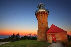 Barrenjoey Lighthouse after Sunset, Sydney, Australia by Yury Prokopenko on 500px